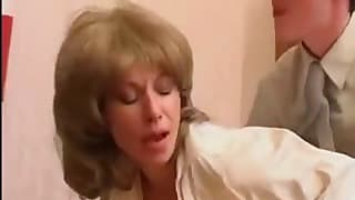 Horny  mother teaching sex